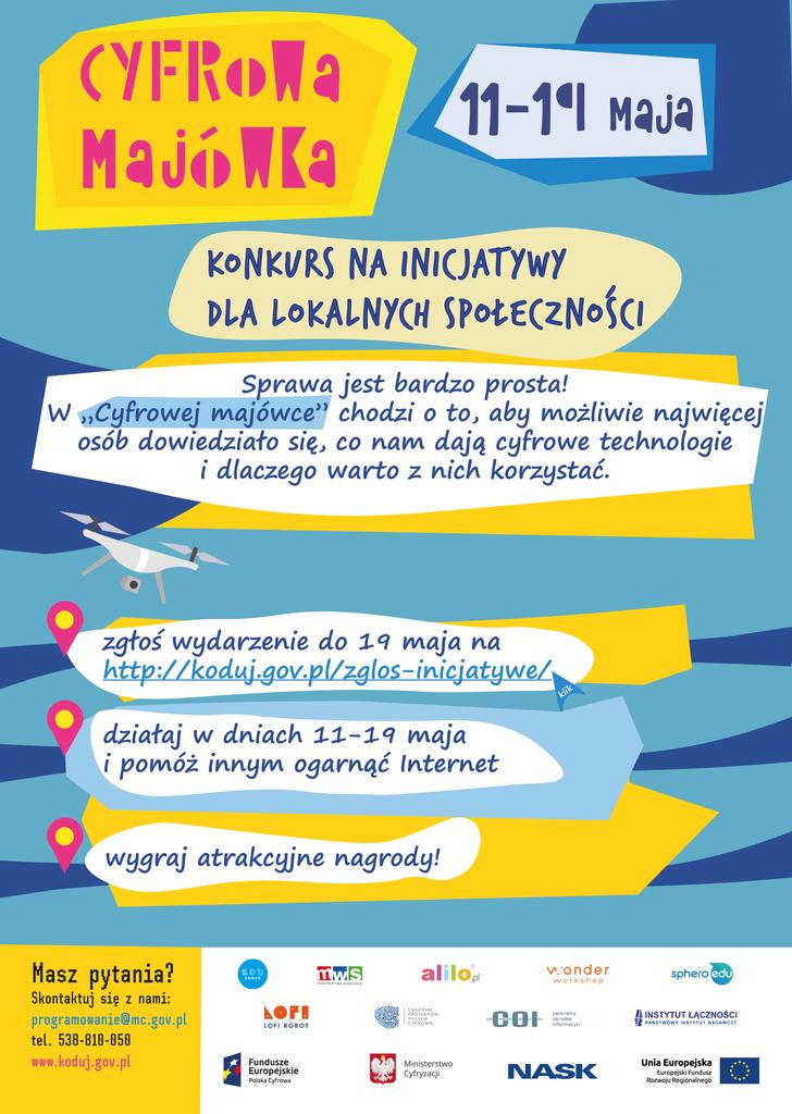 Załącznik 2 Cyfrowa majówka – plakat informacyjny.jpeg
