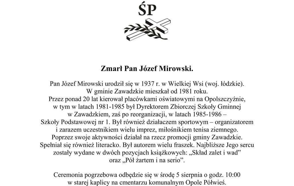 Zmarł Pan Józef Mirowski.jpeg