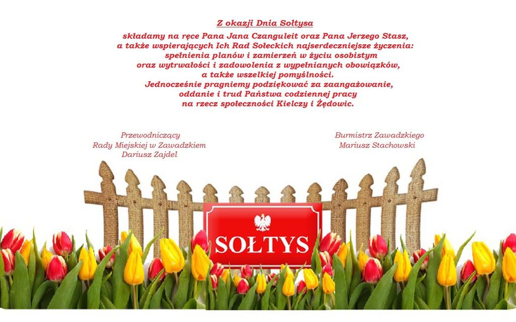 8. Dzień Sołtysa - życzenia na www.zawadzkie.jpeg