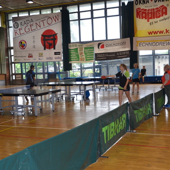 Galeria Turniej tenisa