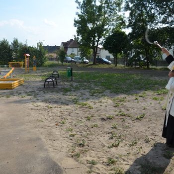 Galeria Plac zabaw w Kielczy