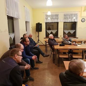 Galeria Spotkanie sołectwa