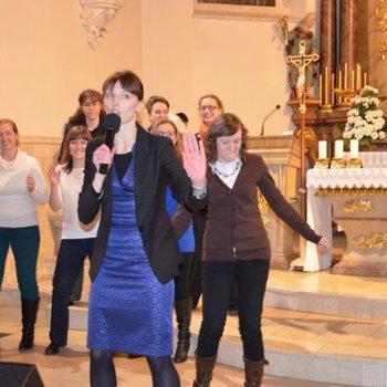 "Galeria Katowicki Chór ""Gospel Sound"""