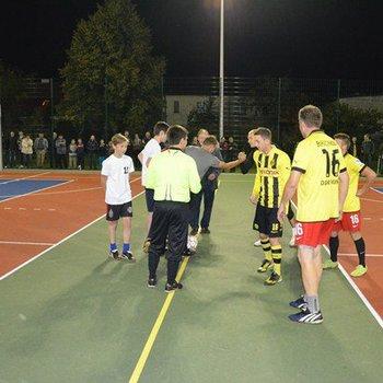 Galeria 19.09.2013 - Otwarcie boiska wielofunkcynego w Żędowicach