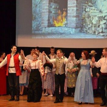 Galeria Spektakl Straszny Dwór, Zawadzkie 03.05.2013