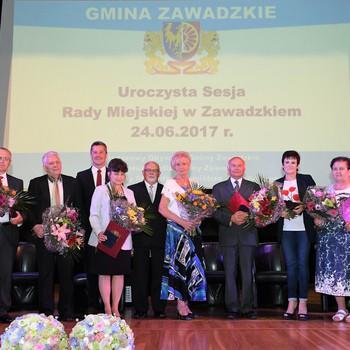 Galeria Uroczysta Sesja 2017